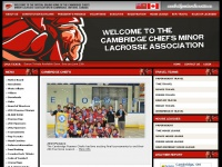 cambridgeminorlacrosse.ca Thumbnail