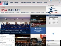 Usankf.org - Welcome to USA Karate, the NGB For the Sport of Karate in the United States