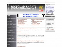 Cfts-karate.co.uk