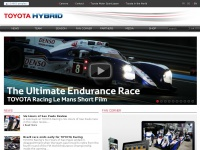 toyotahybridracing.com
