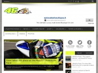 Valentino Rossi MotoGP - RossiFiles.com | The Doctor - #46 - MotoGP World Champion