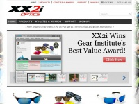 Xx2i.com - XX2i Optics · Running, Cycling & Fishing Sport Sunglasses | XX2i Optics