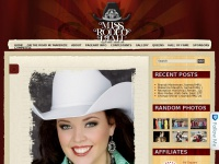 missrodeoutah.org