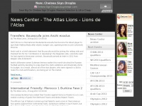 Home - The Atlas Lions - Lions de l'Atlas