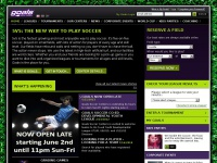 5 a Side Football, 5 a Side Leagues & Tournaments - Goals Soccer Centers