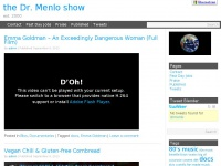 the Dr. Menlo show | est. 2000