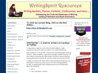 writingspiritresources.com