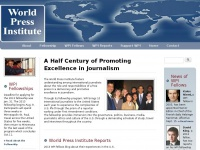 worldpressinstitute.org Thumbnail
