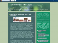 whilldtkwriter site 4 ayes