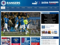 Rangers Football Club | Official Website | Ibrox Stadium | Third Division Champions