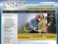 anchorphysicaltherapy.net Thumbnail
