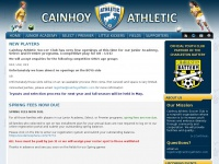 cainhoyathletic.com
