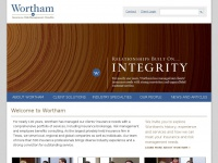 worthaminsurance.com