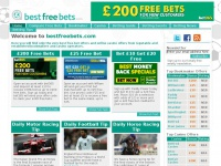 Free Bets UK | Free Betting | Free Bets Online | Best Free Bets