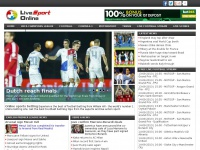 Livesportonline.org - Live Sport Online | Football, Formula 1, Tennis, news, videos, live streams, live scores, results, standings | Premier League, Champions League, World Cup 2014