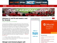 Just Arsenal News | Arsenal Transfer News & Rumours | Arsenal FC Team news