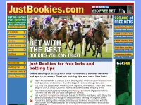Justbookies.com - Bookies | Betting Tips | Free Bets | Best Odds at JustBookies