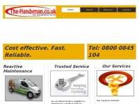 The-handyman.co.uk