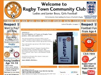rugbytownfc.co.uk Thumbnail