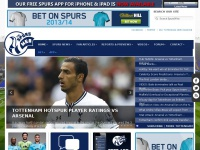 Home - SpursWeb - Tottenham Hotspur News