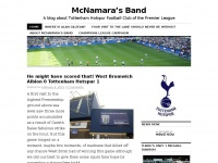 McNamara's Band | A blog about Tottenham Hotspur Football Club of the Premier League