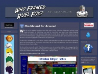 Who Framed Ruel Fox? | Tottenham Hotspur Blog and News