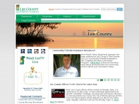 Official Lee County Government Web Site