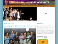 Phillyyoungplaywrights.org
