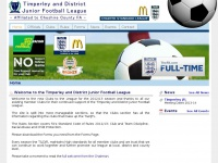 Timperleyjuniorfootball.co.uk