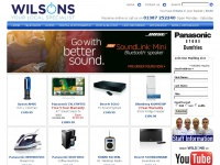 wilsons-dumfries.co.uk Thumbnail