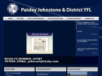 Pjdyfl.com - Paisley Johnstone & District YFL