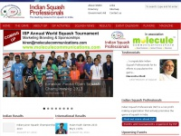 Indian Squash Professionals