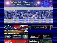 Basskiller's World class bodybuilding, weight lifting and fitness site.