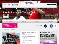 British Handball | Official site of the British Handball Association