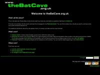 Thebatcave.org.uk