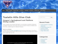 tualatinhillsdiveclub.com