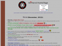 Ski Patrol Web