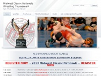 Midwest Classic Nationals Wrestling Tournament — April, 5-6, 2014 | Kearney, Nebraska