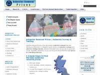 asbestosremovalprices.co.uk Thumbnail