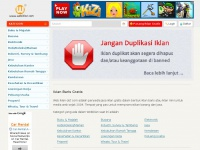 WebIklan.com | Iklan Baris Jual Beli Barang dan Jasa Gratis