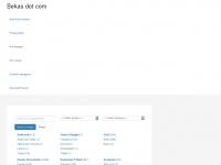 Bekas.com | Bursa barang online