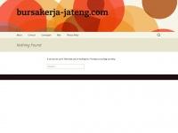 Bursakerja-jateng.com - Bursa Kerja Online