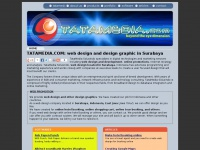 ..:: Low Cost Web Design in Surabaya and Jawa Timur - TataMedia Solusindo - Beyond The Eye Dimensions  ::..