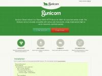 gunicorn.org