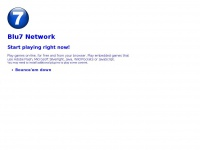 Blu7 Network :: Start Playing right now!