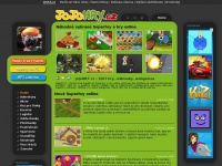 JoJoHRY.cz - superhry a hry online, 1001 her, onlinovky, webgames, super hry