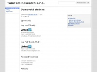 tamtamresearch.com