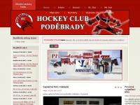Hockey Club Podebrady - HC Podebrady