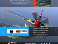 westernaircraftpropeller.com
