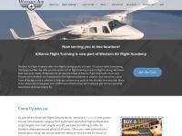 westernairflightacademy.com